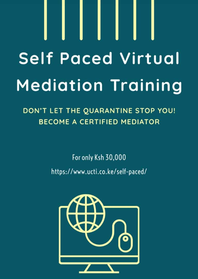 Be A  Mediator From Your Home Or Office