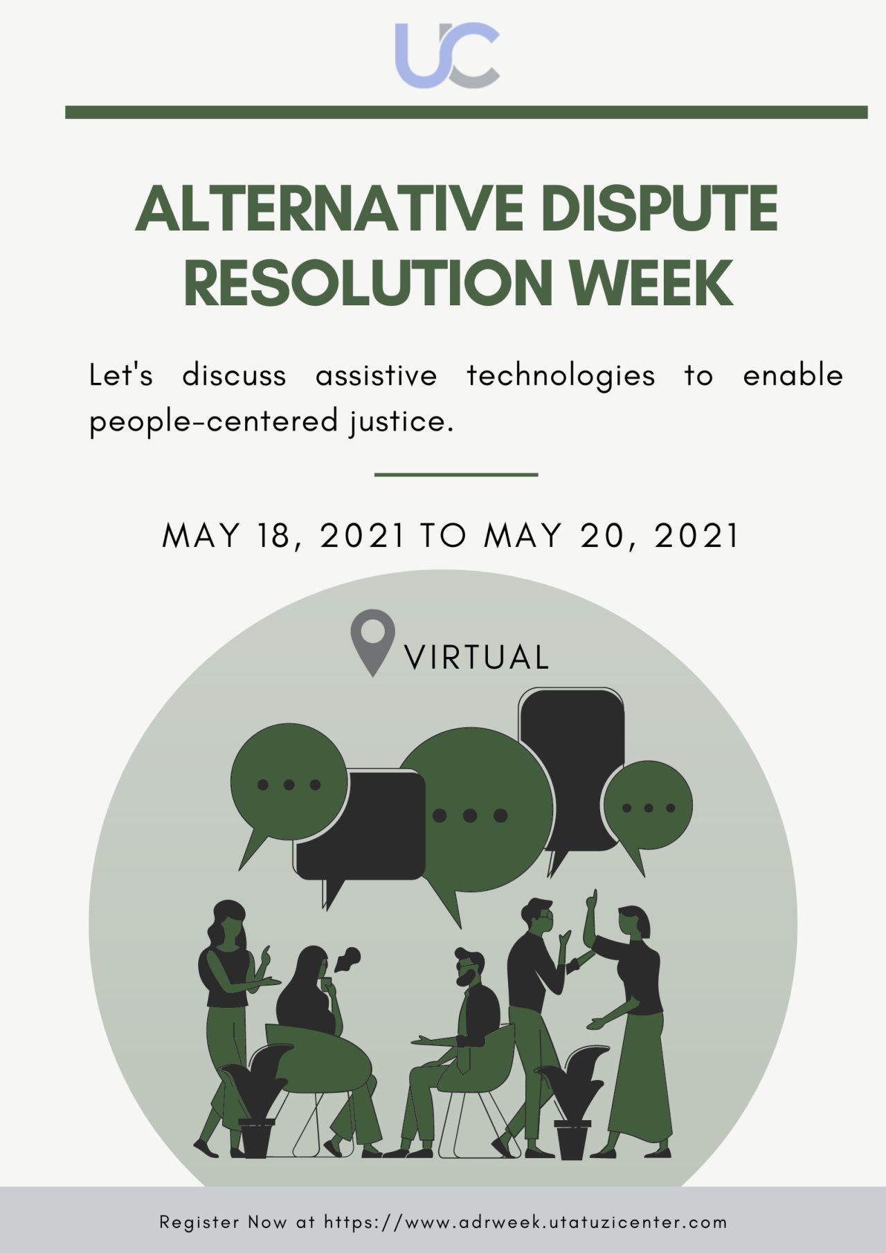 Utatuzi Launches Its Inaugural Alternative Disputes Resolution ( Adr) Week
